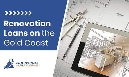 Renovation Loans on the Gold Coast